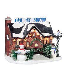 Dept 56, Snow Village, THE SNOWMAN HOUSE