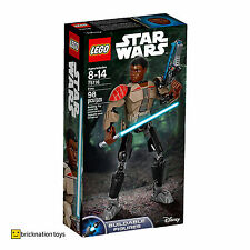LEGO 75116 STAR WARS Finn Buildable Figure BRAND NEW AND SEALED
