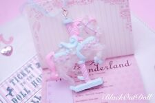 Magical Carousel Pony Unicorn Carnival Lolita Harajuku Kawaii Pastel Necklace