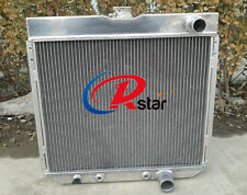 1966 1967 1968 1969 Ford Ranchero/Fairlane 3 Row Aluminum Radiator