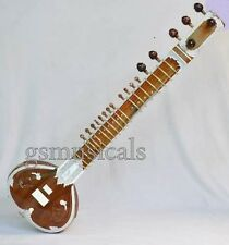 SITAR ROYAL HEMRAJ TEAKWOOD WITH FIBERGLASS CASE STANDARD GSM059