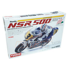 Kyosho 1:8 Honda NSR 500 RC Motorcycle On Road #3023