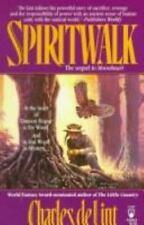 Spiritwalk (Newford) de Lint, Charles Mass Market Paperback
