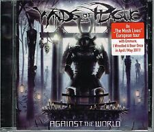 (CD) Winds Of Plague - Against The World