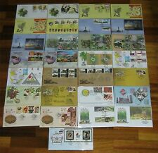 2013 Complete Set Special Year Set Malaysia First Day Cover FDC