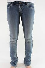 New DC SHOES Womens Albany Skinny Jeans Size 27 Blue Jean DR1