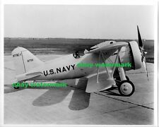 """8x10"""" glossy US Navy Curtiss XF9C Sparrowhawk biplane fighter airplane photo'30s"""