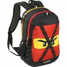 LEGO Master of Spinjitzu Ninjago Future Backpack School Bag