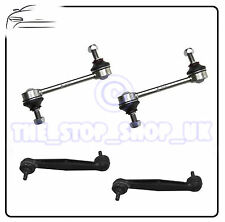ALFA ROMEO 147 156 GT Front & Rear Plastic Anti Roll Bar Drop Link Rods Bars