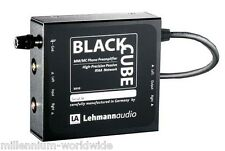 LEHMANN AUDIO BLACK CUBE ORIGINAL MM/MC PHONO PREAMPLIFIER / Authorized Dealer