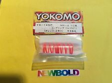 Yokomo YS-1450 MR4TC Susp Springs (2) Orange