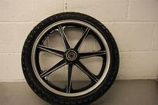 "Yamaha RD400 RD 400 18"" Alloy front wheels and tyre FREE UK* POSTAGE"