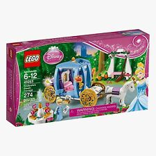 LEGO Disney Princess: Cinderella's Dream Carriage #41053 - BNIB Rare!!!