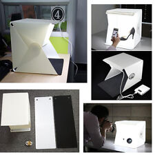 Luce Stanza Studio Fotografico 22.9cm Photography Lighting Tent Kit Sfondo Cubo