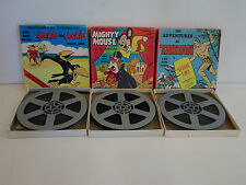 Vintage 1962 8mm HOME MOVIES Cartoon Lot Film Reel The Adventures of Tarzan