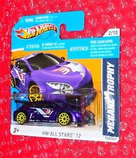 2012 Hot Wheels  All Stars Megane Trophy #122   short card  5425-05A1