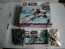 LEGO Star Wars  8085 FREECO SPEEDER 100% COMPLETE (2010)