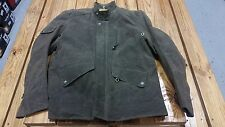ROLAND SANDS CLARION RNGR MOTORCYCLE JACKET SZ SM