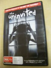 DVD - The Uninvited - R4