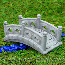 New Vivid Arts Miniature World -Japanese Miniature Garden- Temple Bridge -9cm