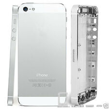 Alloy Metal Replacement Battery Full Housing Back Case Cover for iPhone 5/5S/5C