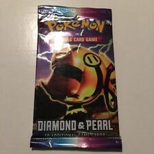 Pokemon DIAMOND AND PEARL PACK Card Booster Pack