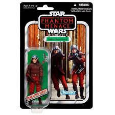 Star Wars Naboo Royal Guard Vintage De Colección Figura De Acción