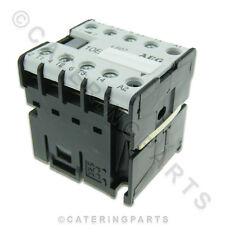 CO01 AEG LS07 10E MINI RELAY CONTACTOR 230V COIL 3xN/O 1xN/O AUXILLARY RATED 16a