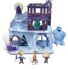 Rudolph the Red Nosed Reindeer Ultimate Figurine Adventure Display Set NEW