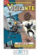 Vigilante  #8   VF+