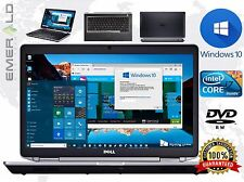 Dell Latitude Laptop E6430 Intel Core i7 Turbo 3rd Gen 8GB 256GB SSD Win 10 Pro