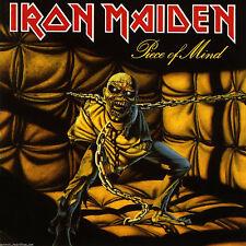 IRON MAIDEN - PIECE OF MIND [IRON MAIDEN] NEW CD