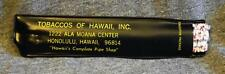Tobaccos of Hawaii Honolulu Pipe Cleaner Pouch w/12 Cleaners