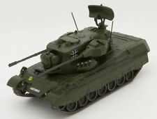 Flakpanzer Gepard RDF Army Germany 1979 1:72 scale tank with display plinth