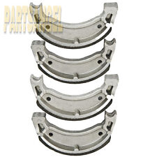 Front Brake shoes Yamaha Raptor80 Badger 80 Grizzly 125 Breeze Blaster 200