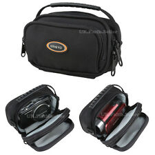 Shoulder Waist Camera Case Bag For Olympus STYLUS SH-1 SH-60 SZ-17 XZ-1