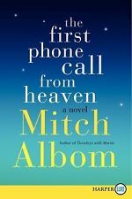 The First Phone Call from Heaven LP-ExLibrary