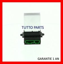 HEATER FAN BLOWER MOTOR RESISTOR RENAULT GRAND SCENIC MEGANE MODUS