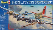 New Revell 04283 1:72 B-17G Flying Fortress Model Kit
