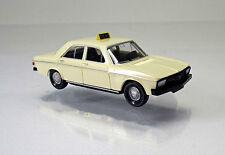 Wiking 080013 Audi 100 (C1) Limousine Taxi -  elfenbein