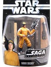 NABOO SOLDIER / Engineer #050~ SAGA 2~ Star Wars  2006~ MOC~ The Phantom Menace