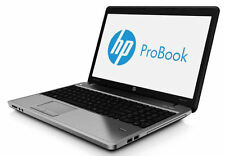 "HP Probook 4540s Core i3-2370 2.4Ghz 4GB 120GB SSD 15"" Win-7 portátil"