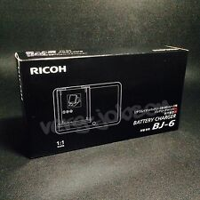 RICOH BJ-6 171870 Battery Charger for Rechargeable DB-60 / DB-65 Original New