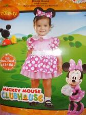 Disney Minnie Mouse Toddler Ballerina Halloween 12/18M Costume Dressup NEW