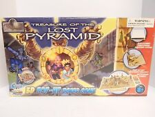 Relic Raiders Treasures Of The Lost Pyramid 3D Pop Up Board Game Factory Sealed