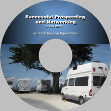 RV Sales Training - Successful Prospecting and Networking Audio