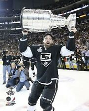 """Justin Williams 2012 STANLEY CUP """"LA Kings"""" LICENSED un-signed poster 8x10 photo"""