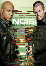 NCIS Los Angeles Season 6 The Complete DVD Set Sixth New Sealed Free Shipping