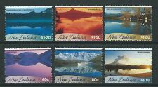 NEW ZEALAND 2000 SCENIC REFLECTIONS SET OF 6 UNMOUNTED MINT, MNH