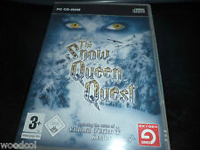 The Snow Queen Quest  feat Keeley Hawes      pc game